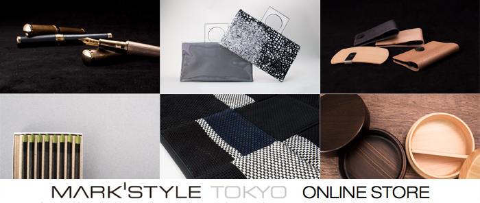 MARK'STYLE TOKYO Online Store