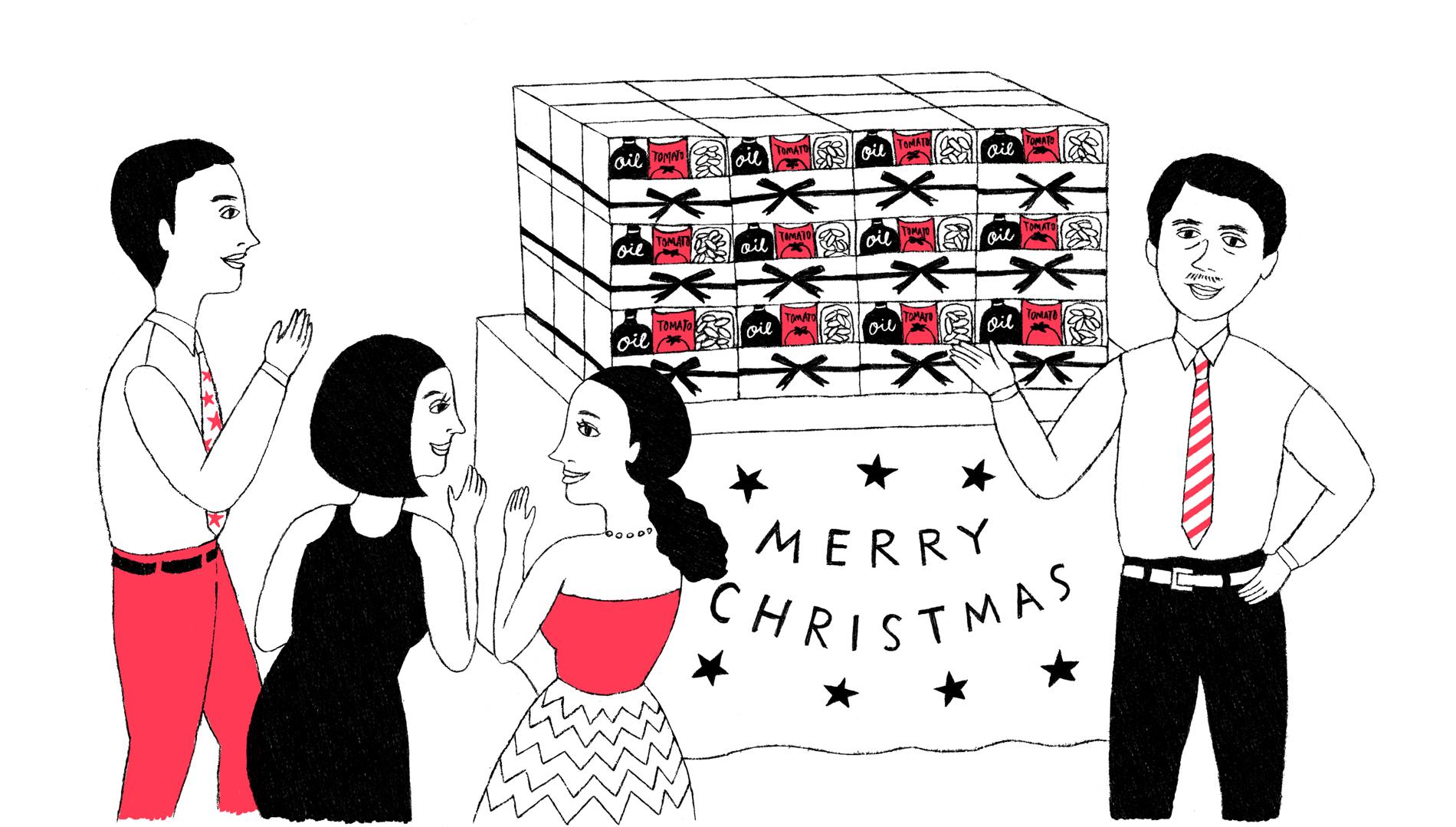 【フィリピン編】従業員から取引先まで、すべての人にクリスマスギフトを!