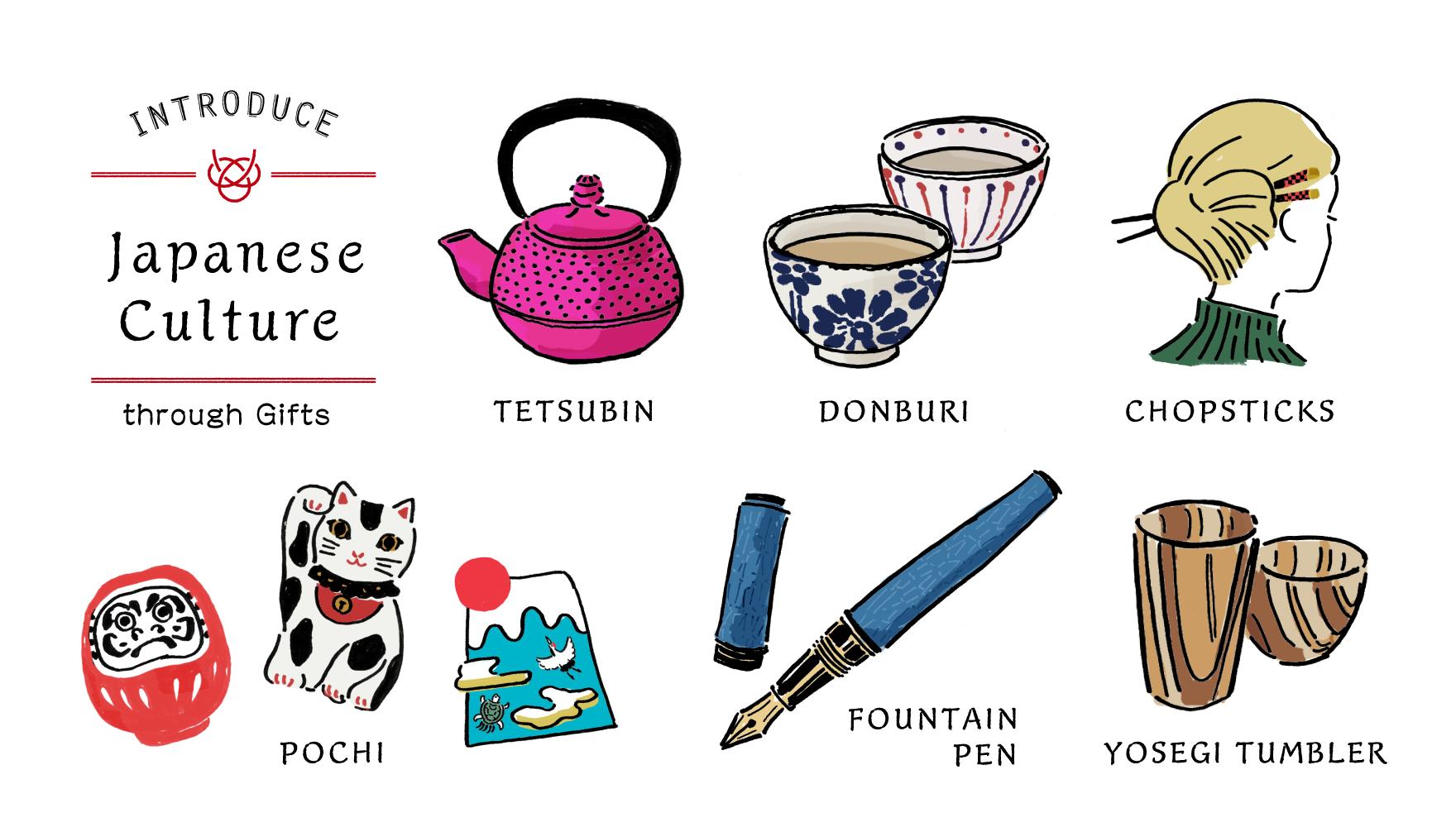 Vol.10 ギフトを通して日本文化を伝える